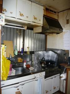 鈴木 キッチン施工前1
