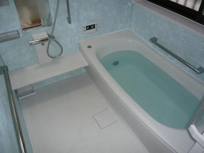 久野 浴室 施工後1