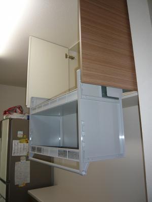 食器棚 施工後2