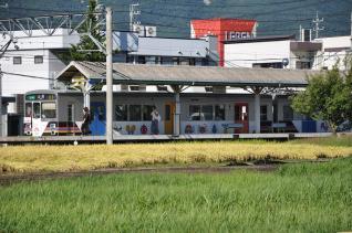 2011年9月24日 上田電鉄別所線 上田原 1000系1003F