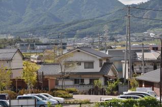 2011年10月1日 上田電鉄別所線 下之郷~大学前 1000系1003F