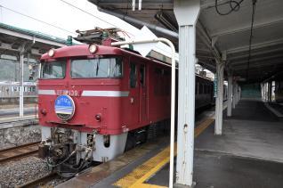2011年10月6日 JR東日本 大鰐温泉 寝台特急あけぼの
