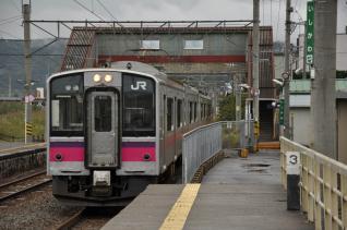 2011年10月6日 JR東日本奥羽本線 石川