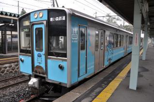 2011年10月6日 青い森鉄道 三沢 青い森700-6-青い森701-6