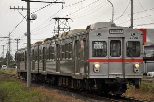 2011年10月6日 十和田観光電鉄 ひがし野団地~工業高校前 7902-7701