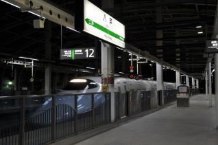 2011年10月6日 JR東日本東北新幹線 八戸