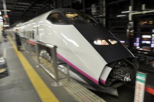 2011年10月6日 JR東日本東北新幹線 盛岡 E3系