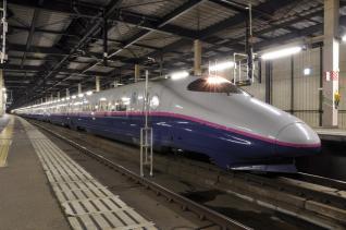 2011年10月6日 JR東日本東北新幹線 盛岡 E2系J70編成