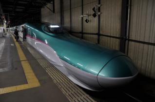 2011年10月6日 JR東日本東北新幹線 盛岡E5系U4編成