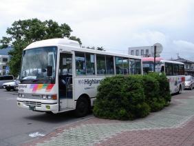 アルピコハイランドバス 50006号車