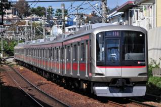 2011年10月26日 東急東横線 4000系4101F
