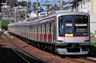 2011年10月26日 東急東横線 5050系5155F