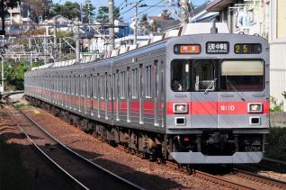 2011年10月26日 東急東横線 9000系9010F
