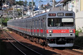 2011年10月26日 東急東横線 9000系9014F