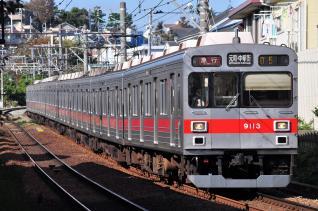 2011年10月26日 東急東横線 9000系9013F