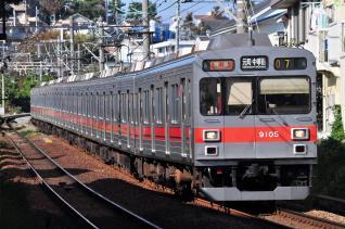 2011年10月26日 東急東横線 9000系9005F