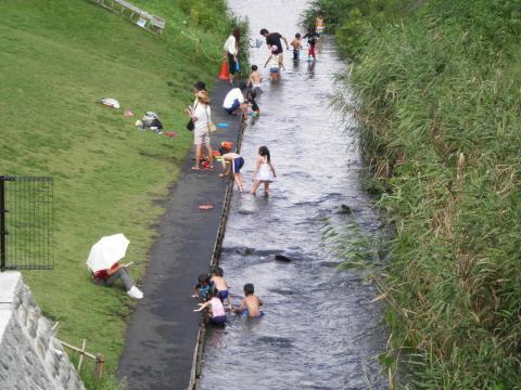 水遊び101