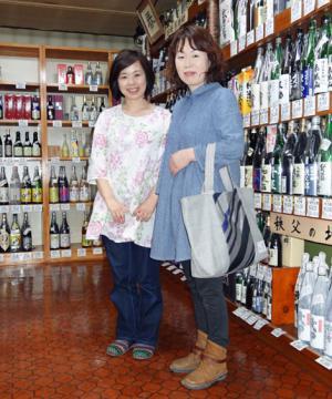 家内(左)&ピアニスト磯田先生(右)