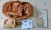 鶴子より誕生日プレゼント