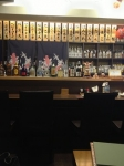 完全なる日本のおでん屋風店内