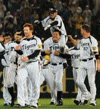 絵日記4・26広島勝ち