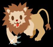 動物003_ライオン