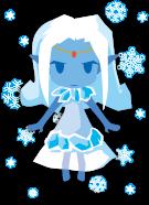 B魔物009_エレメンタル氷