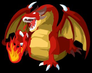 Zボス024_レッドドラゴン