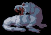 B魔物055_岩獣