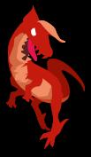 A動物037_肉食竜