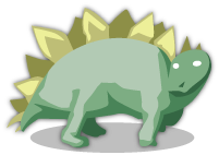 A動物038_草食竜