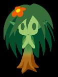 C植物011_ドリアード