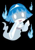 B魔物060_幽霊