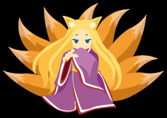 Zボス033_九尾の狐