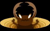 A動物051_アリジゴク