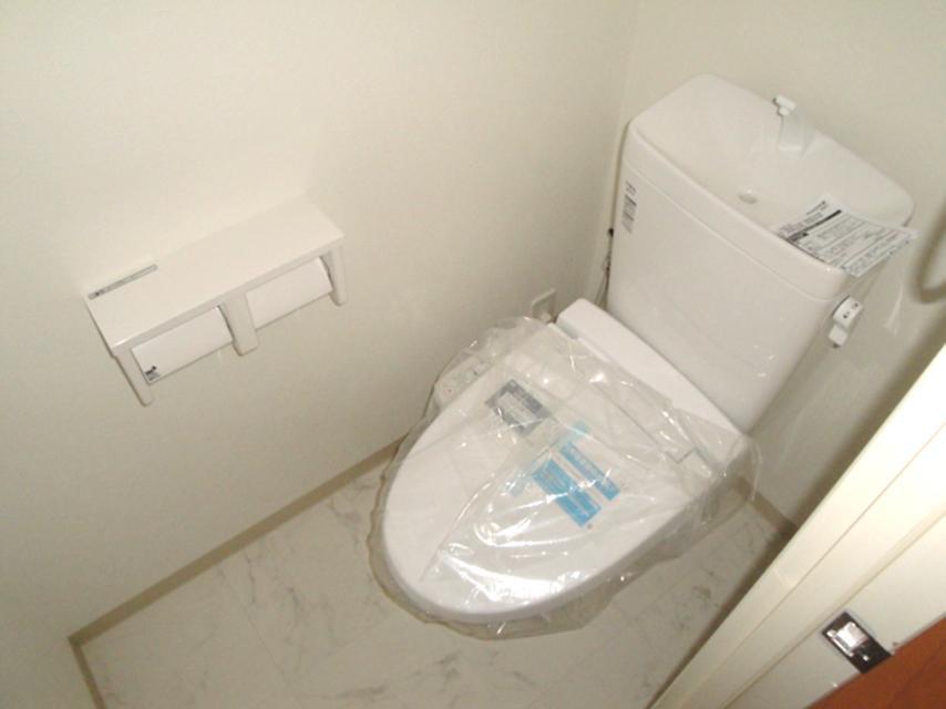 福ビルトイレ