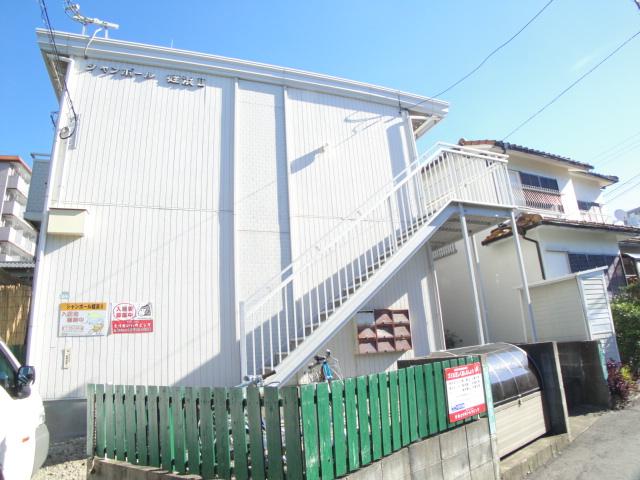 シャンポール姪浜Ⅱ外観