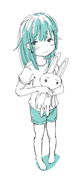 オリジナル幼女