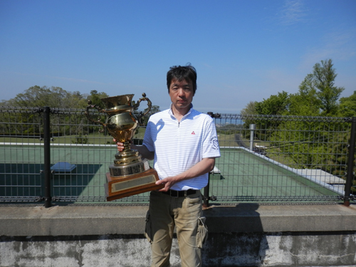 2013キャプテン杯優勝・稲垣氏