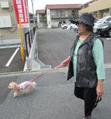 ばぁばとお散歩11