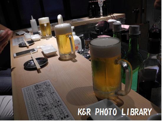 6月14日ビール