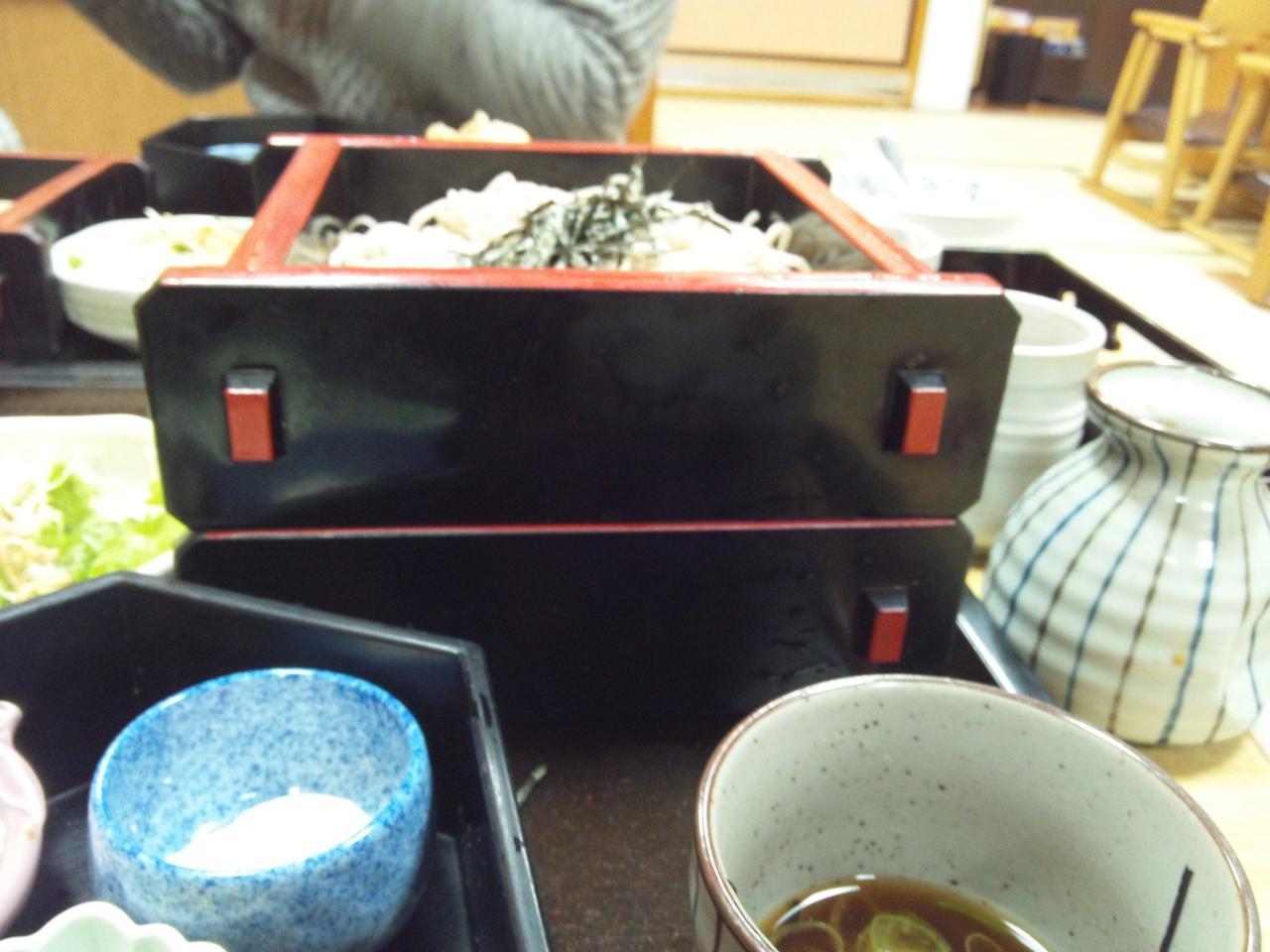 サガミ川崎宮前店(晦日そば)