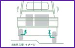 スバル サンバー TC(4WD) 5