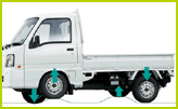 スバル サンバー TC スーパーチャージャー(4WD) 7