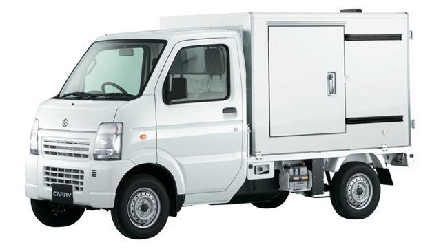 キャリイ冷凍車1