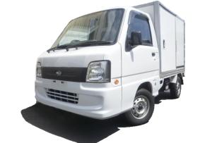 冷凍車10