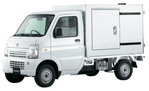 冷凍車11