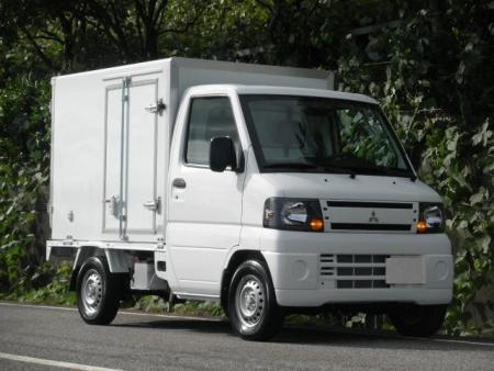 ミニキャブ冷凍車1