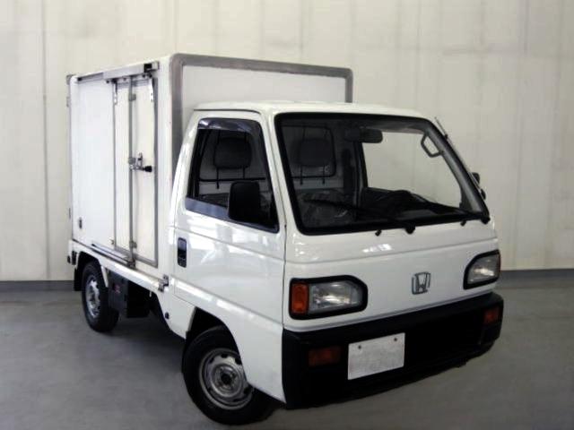 アクティ冷凍車1