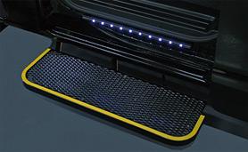 LEDステップランプ